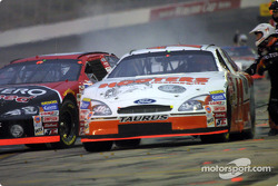 Jack Sprague and Brett Bodine