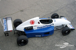 Track Time's formula car for road courses