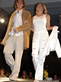 Arie Luyendyk Jr. and girlfriend Cassie Lambert