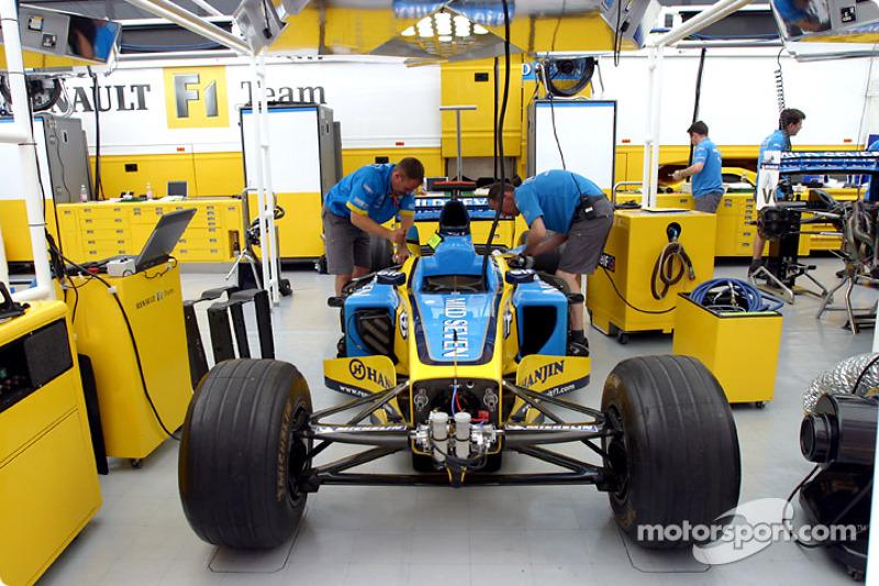 Garage renault grand prix de monaco photos formule 1 for Garage renault mourmelon le grand