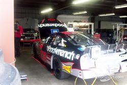 RCR garage area
