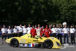 Team presentation: Rachel Welter WR-Peugeot