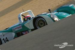 #14 Team Nasamax Reynard 01Q Cosworth: Robbie Stirling, Romain Dumas, Werner Lupberger