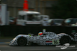 #16 Racing for Holland Dome S101 Judd: Felipe Ortiz, Beppe Gabbiani, Tristan Gommendy