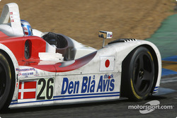 #26 RN Motorsport LTD DBA4-03S-Zytek: John Nielsen, Hayanari Shimoda, Johnny Dumfries