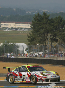 #93 Alex Job Racing Porsche 911 GT3-RS: Lucas Luhr, Sascha Maassen, Emmanuel Collard