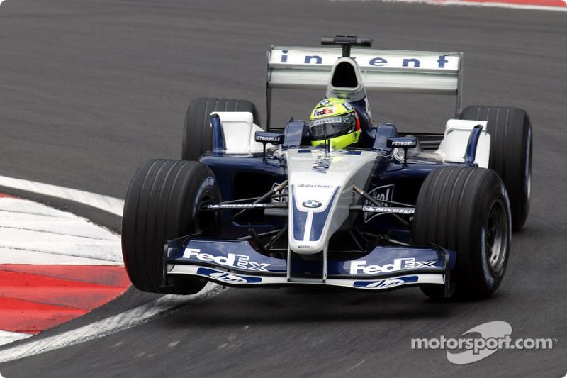 2003 - Nürburgring: Ralf Schumacher, Williams-BMW FW25