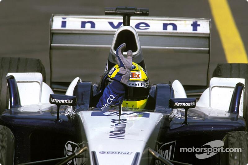 Ralf Schumacher, vainqueur
