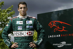 Джастин Уилсон, Jaguar Racing