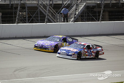 Larry Foyt and Todd Bodine
