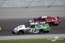 Casey Mears and Jeremy Mayfield