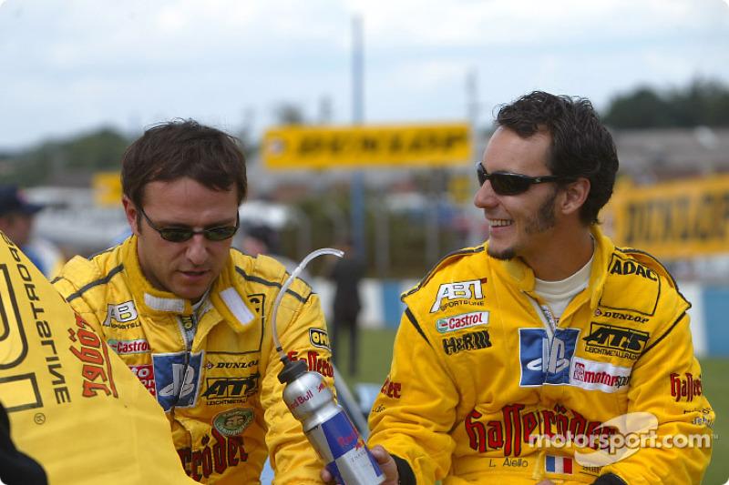 Christian Abt and Laurent Aiello