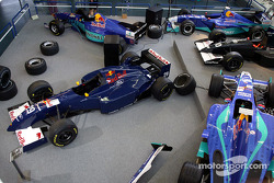 Sauber 10 years in Formula 1 exhibition at Hockenheim