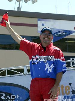Top Fuel driver Cory McClenathan
