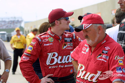 Dale Earnhardt Jr. and Tony Eury