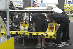 # 8 BMW Picchio final checks