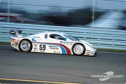 #59 Brumos Porsche-Porsche Fabcar