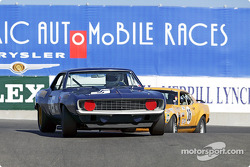 #6 1969 Camaro gets loose at the top of the Corkscrew