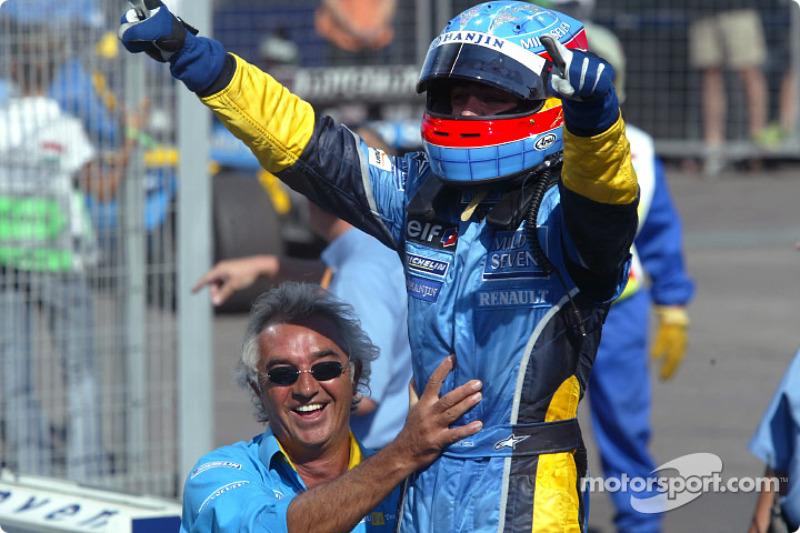 Renault 2003-2006 и 2008-2009: Флавио Бриаторе