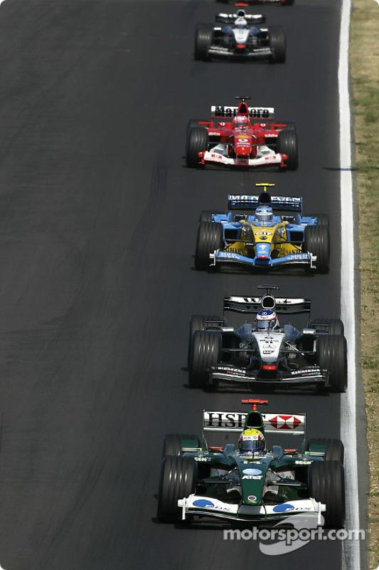 Mark Webber jefe de Kimi Raikkonen