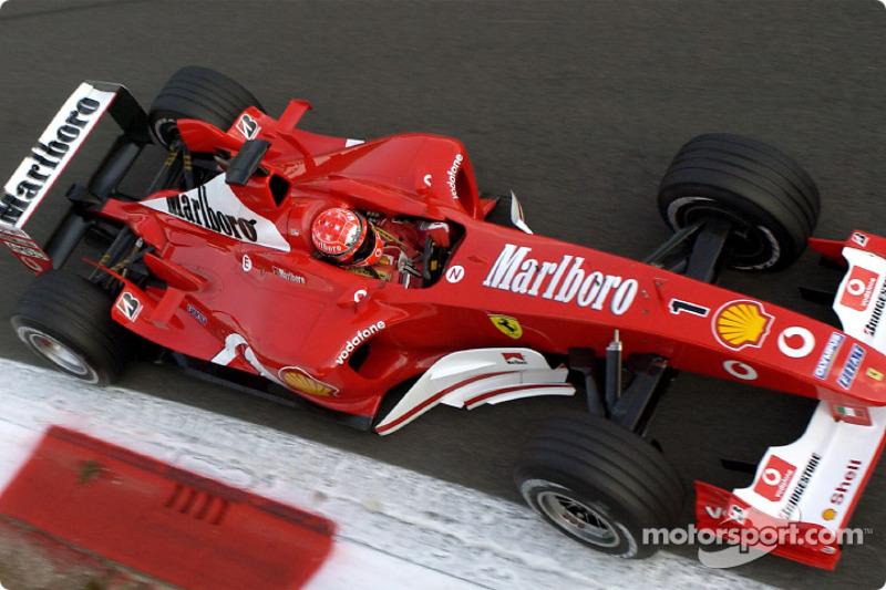 #46 Ferrari F2003-GA (2003)