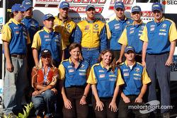 Turner Motorsport team photo
