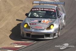 #42 Orbit Racing Porsche 911 GT3RS: Jay Policastro, Joe Policastro