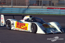#4 1992 Lola T92/10, owned by Stan Wattles