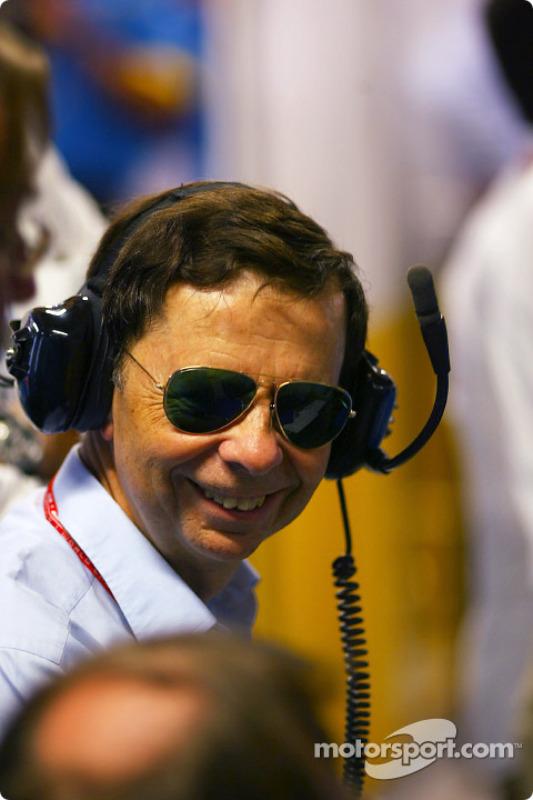 Louis Schweitzer, président de Renault