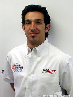 Champ Car Rookie Roberto Gonzalez will drive the number 4 Herdez Competition entry at Mexico City