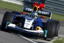 Nick Heidfeld, Sauber C22