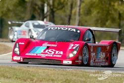 #27 Doran Lista Racing Toyota Doran: Didier Theys, Bill Auberlen