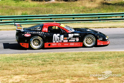 #06 ICY/SL Motorsports Corvette: Paul Alderman, Steve Lisa et David Rosenblum