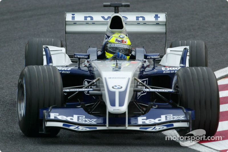 2003 : Williams-BMW FW25