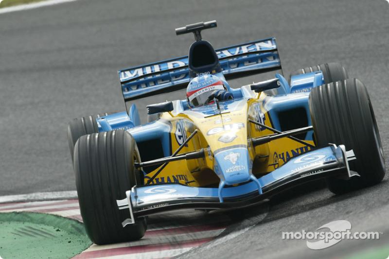2003 : Renault R23B