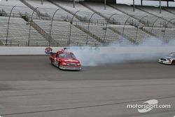Patrick Lawler spins