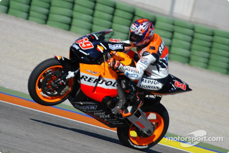 2003. Nicky Hayden - Gran Premio de Japón - 7º