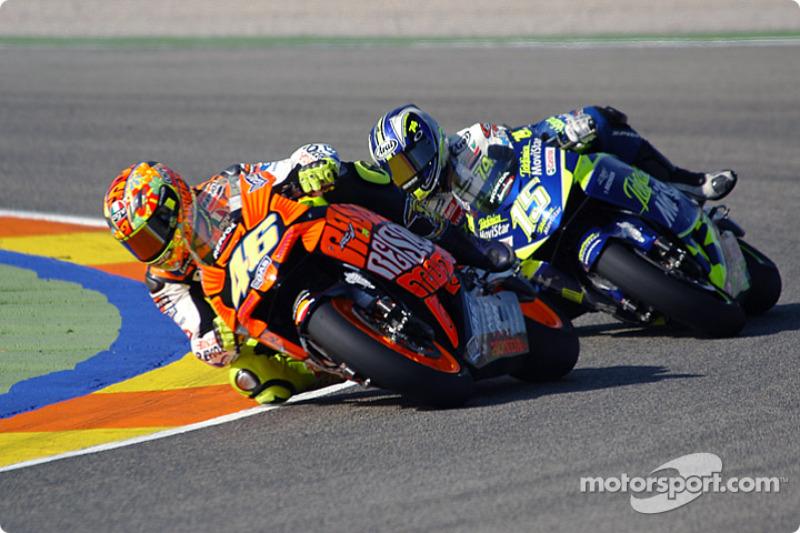 Valencia 2003 - Última victoria con Honda