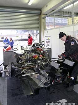 RML garage area