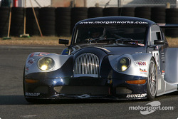 #49 The Morgan Motor Co Morgan Aero 8: Neil Cunningham, Adam Sharpe