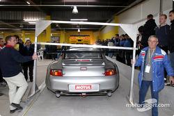 #33 Bernard Jubin Porsche GT3-RS
