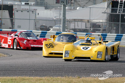71 Chevron B19, 91 Spice, GTP1 and 86 Alba