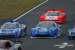 GT500 start