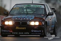 #301 David Searle BMW 320i: Alan Gurr, Luke Searle, Alex Yoong, Geoff Full
