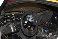 #20 Mark Coffey Racing Lamborghini Diablo GTR Coupe cockpit