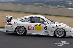 #6 Porsche Zentrum Rhein-Oberberg Jürgen Alzen Motorsport Porsche 996 GT3 S Cup: Jürgen Alzen, Uwe Alzen, Arno Klasen, Michael Bartels