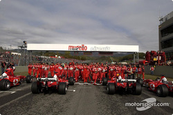 team ve F2003-GAs