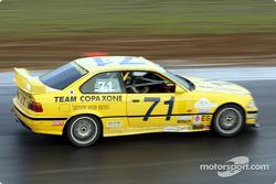 #71 Team Copaxone: Hal Hilton, Tony Longinotti, Kevin Oelschlager, Mike Helton, Steve Pfeifer