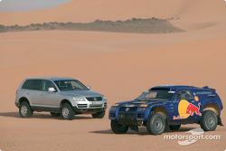 The Volkswagen Race-Touareg