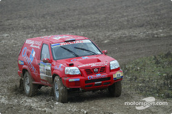 Nissan Dessoude test: Paul Belmondo